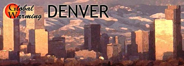 Global Warming Denver